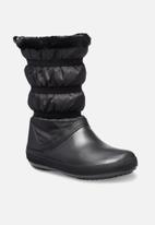 Crocs - Crocband winter boot w - black