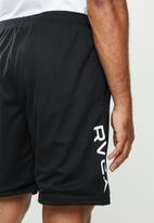 RVCA - Va mesh short - black