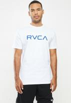 RVCA - Big rvca short sleeve tee - white