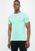 Superdry. - Collective tee - pool blue
