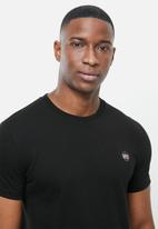 Superdry. - Collective tee - black