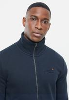 Superdry. - Ol classic track top - navy