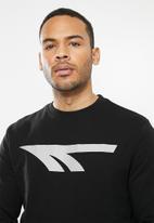 Hi-Tec - Basic harpoon sweater - black & grey