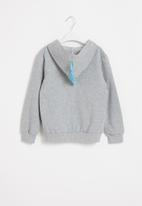 POP CANDY - Boys character hoodie - grey