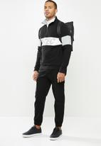 Hi-Tec - Heritage 1/4 zip fleece - multi