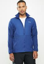 Hi-Tec - Travel jacket - true blue