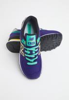 New Balance  - 574v2 - virtual violet
