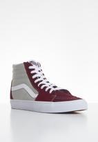 Vans - SK8-Hi - (classic sport) port royale/mineral gray