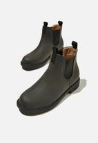 Cotton On - Pull on gusset boot - phantom
