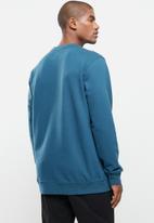 Vans - Basic crew fleece - blue