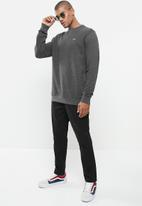 Vans - Basic crew fleece - grey