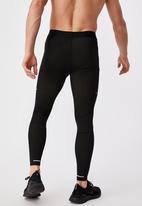 Cotton On - Active tech legging - black