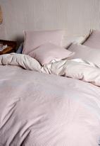 Linen House - Lucca duvet cover set - blossom