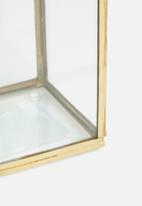 Sixth Floor - Mia pen holder - gold