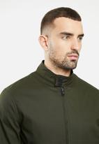 Brave Soul - Anders jacket - olive