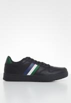 Cotton On - Hayward 3.0 sneaker - black & green