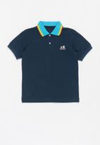 POP CANDY - Boys golfer - navy