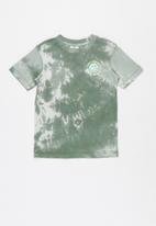 Cotton On - Co-lab short sleeve tee - green