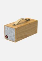 AV LOVE - Classic portable speaker - natural