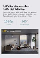 Aqara - Camera hub g2h - apple homekit secure video