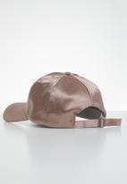 Superbalist - Morgan peak cap - rose gold