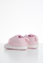 POP CANDY - Baby girls slip on sneaker - pink