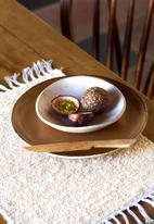 Barrydale Hand Weavers - Thick weave placemats- set of 2 - natural