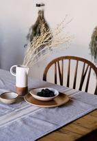 Barrydale Hand Weavers - Contemporary table cloth - indigo