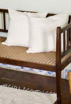 Barrydale Hand Weavers - Country cushion cover- natural