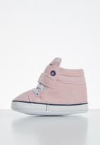 POP CANDY - Baby girls hi-top sneaker - pink