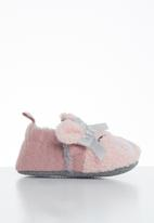 POP CANDY - Baby girls character slippers - dark pink
