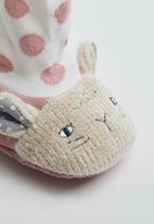 POP CANDY - Baby girls character slippers - pink
