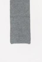 POP CANDY - Knitted scarf - grey