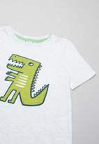 POP CANDY - Younger boys styled short sleeve tee - multi