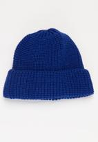 POP CANDY - Boys knitted beanie - blue