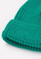 POP CANDY - Knitted beanie - green