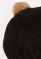 POP CANDY - Boys beanie - black