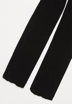 POP CANDY - Girls stockings - black