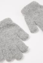 POP CANDY - Gloves - grey