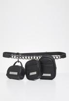 PUMA - Prime chain bag - black