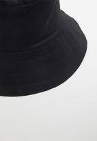 Freya Hats  - Nara bucket hat - black