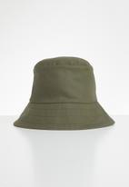 Freya Hats  - Nara bucket hat - olive