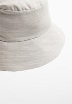 Freya Hats  - Nara bucket hat - stone