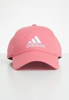 adidas Originals - Lk graphic cap - pink