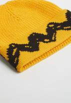 PUMA - Puma x peanuts beanie - yellow & black