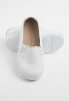 shooshoos - Marble - white