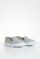 shooshoos - Albany - grey