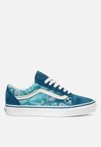 Vans - Old Skool - (better together) moroccan blue/true white