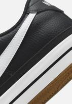 Nike - Court legacy - black & white