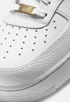 Nike - Air Force 1 '07 - white/team red-white
